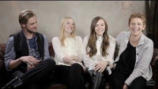 Dakota Fanning, Elizabeth Olsen on 'Very Good Girls': Sundance Film Festival