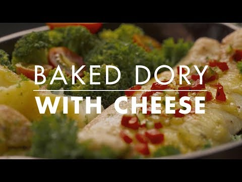 How To Make Baked Dory With Cheese | Tips In Video #44