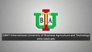Department of BATHM IUBAT ,