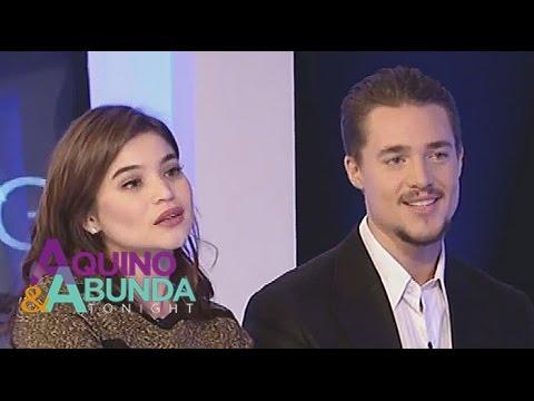 Anne Curtis shares her awkward kiss with Alexander Dreymon
