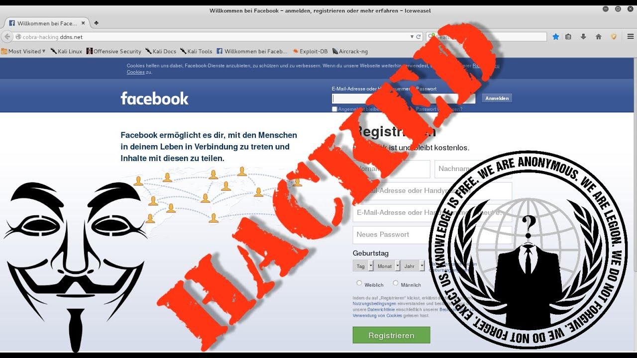 Facebook #Hacked