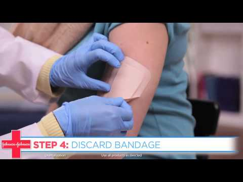 When & How to Shower with Bandages, Gauze, or Wraps - Band-Aid® Brand of First Aid Products