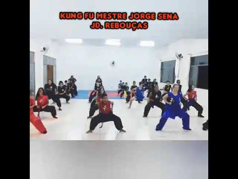 Kung fu Long Chuan Mestre Jorge Sena Maringá.Pr.
