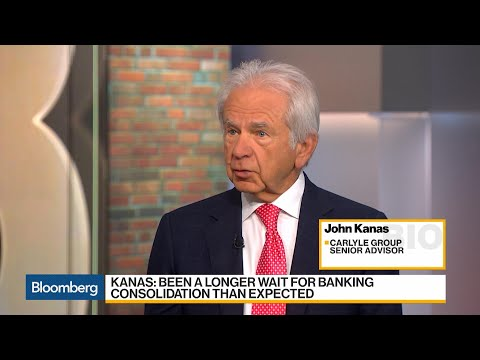 Carlyle's Kanas Expects M&A 'Action' in Mid-Cap Banks