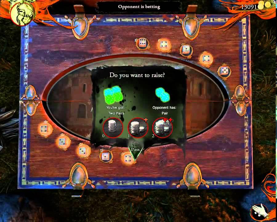 The gambling ghost witcher chuck norris gambling