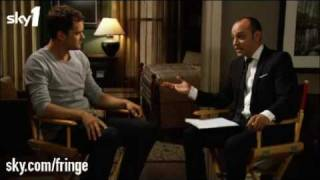 Fringe. Season 2 Josh Jackson Interview (Sky1)