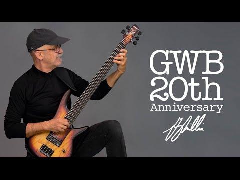 Ibanez GWB 20th Anniversary - Gary Willis Signature Bass