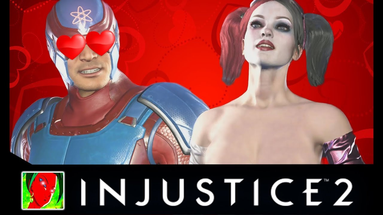 Download Injustice 2 - All Flirtiest Intro Dialogues [UPDATED]