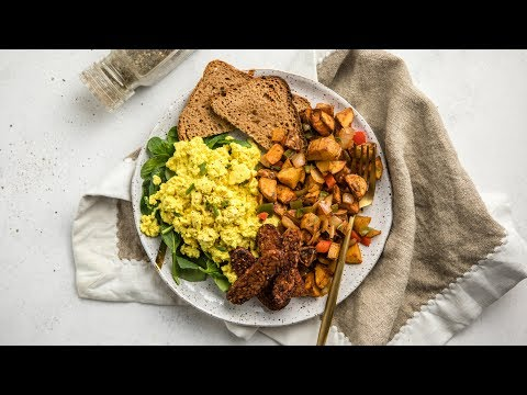 Savory Vegan Brunch Recipes | Tasty & Healthy
