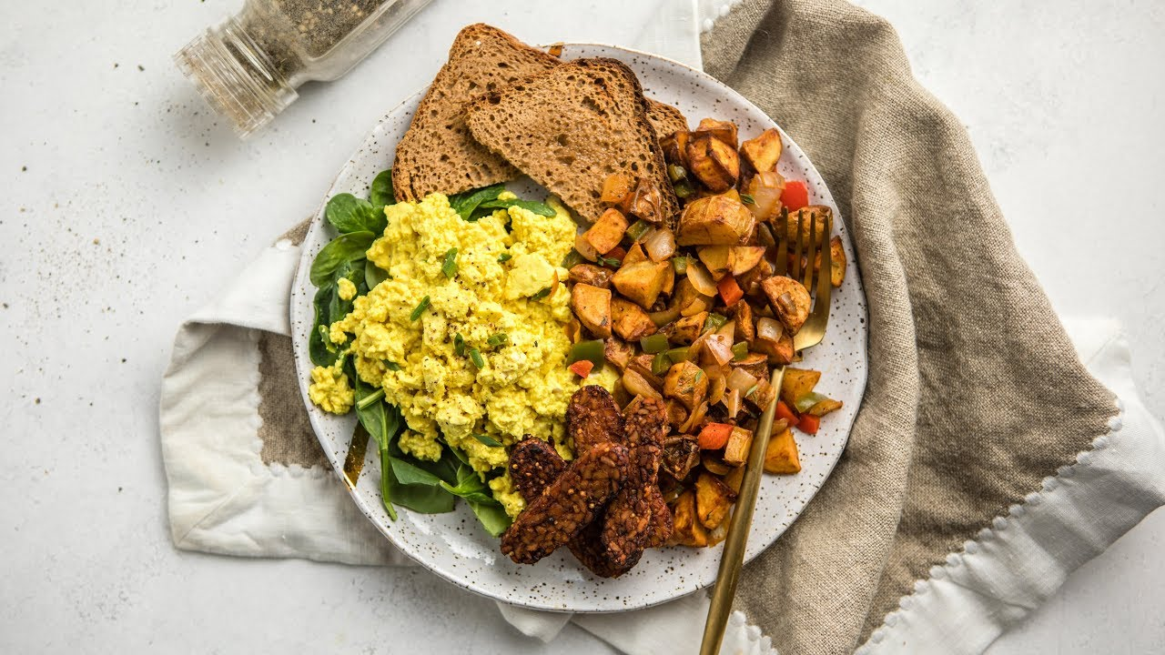 Savory Vegan Brunch Recipes | Tasty & Healthy
