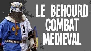 Combat Médiéval Béhourd - Reportages #2