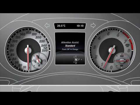 How Does Mercedes-Benz Attention Assist Work? | Mercedes