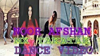 noor afshan latest new🔥🔥 dance video mx takatak hot🔥💥dance videohard dance video 🔥super dance😮😘😘😮