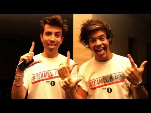 "DJ Harry Styles - FULL One Direction BBC Radio 1 Takeover - ""LadsFM"""