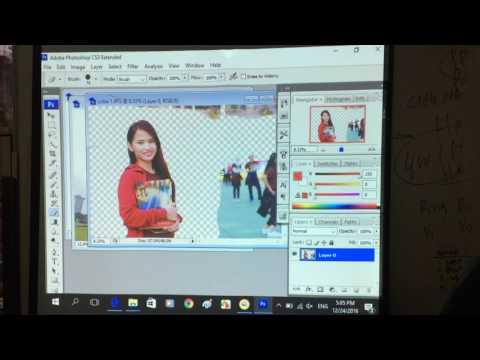 Halo temen2, dalam video kali ini kita akan belajar dasar manipulasi foto agar background dan object.