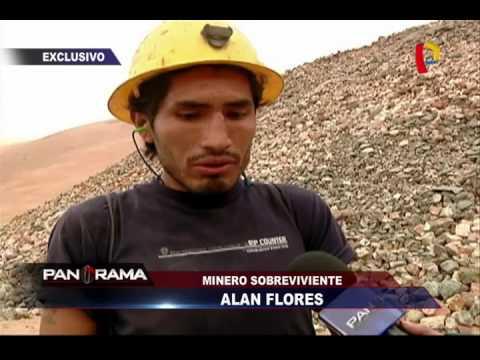 Trampa mortal en Acarí: el drama de los mineros atrapados en Arequipa