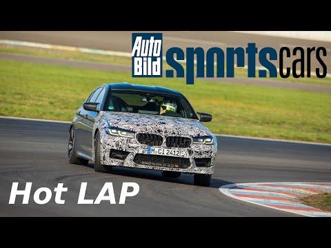 HOT LAP: BMW M5 CS Prototyp