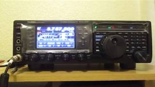 quick look at yaesu ft1200 hf radio