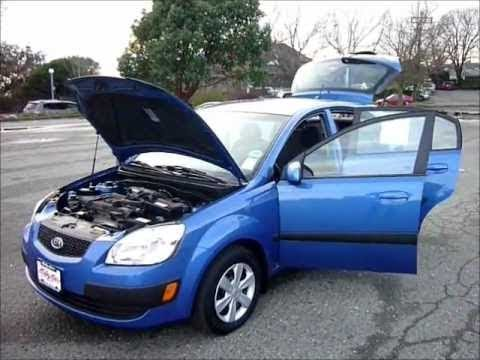2006 Kia Rio 1 6l Starter Replacement
