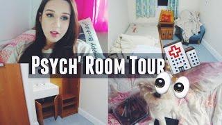 VLOG: PSYCH' HOSPITAL ROOM TOUR
