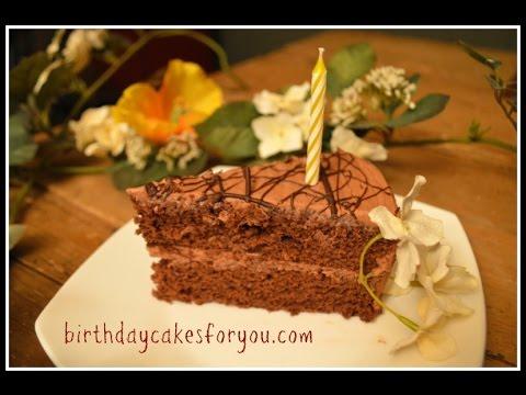 How to Make Chocolate Orange Cake