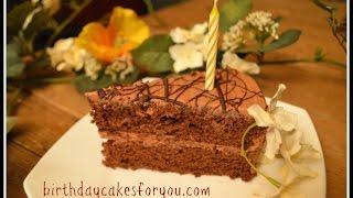 Chocolate Orange Cake Recipe