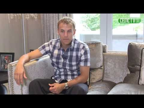 Celtic FC - Phil Neville Maestrio Interview