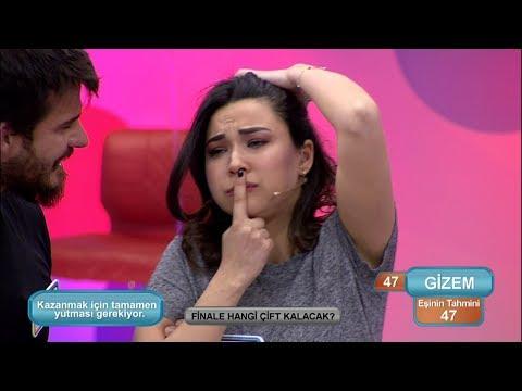 Ben Bilmem Eşim Bilir - Gizem Hatipoğlu 47 Acı Biberle Rekor Kırdı!