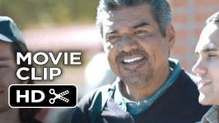 Spare Parts Movie CLIP - I Need You to Slap Me (2015) - George Lopez, Marisa Tomei Movie HD