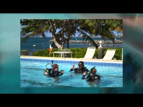 PADI Open Water Scuba Diver with St Croix Scuba
