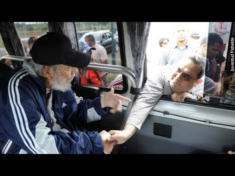 Fidel Castro Makes First Public Appearance In Over A Year
