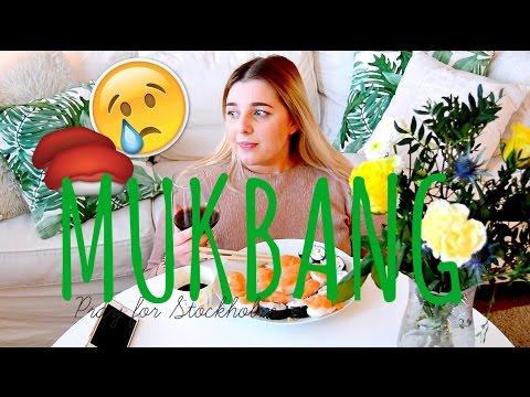 LAGA SUSHI MED MIG + MUKBANG |Johanna Lind