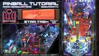 Star Trek Pinball Tutorial