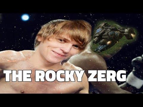 The Rocky Balboa Zerg (Snute v Special WCS Leipzig!)