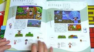 (asmr) - Japanese Animal Crossing: New Leaf Designer Book