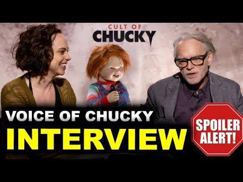 Cult of Chucky   Brad Dourif & Fiona Dourif