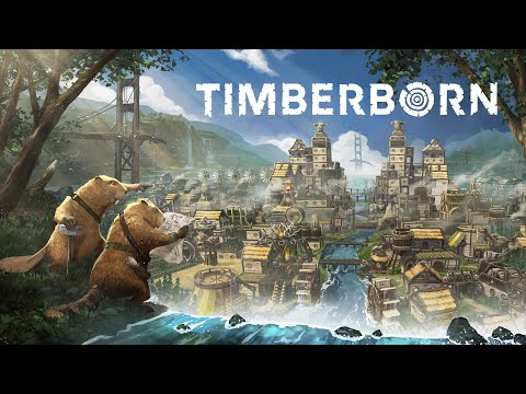 Timberborn Early Access OUT NOW