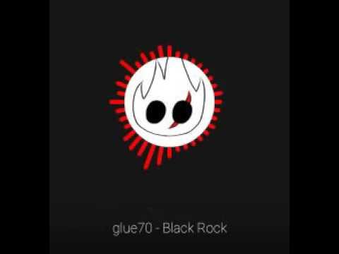 Black rock - glue70