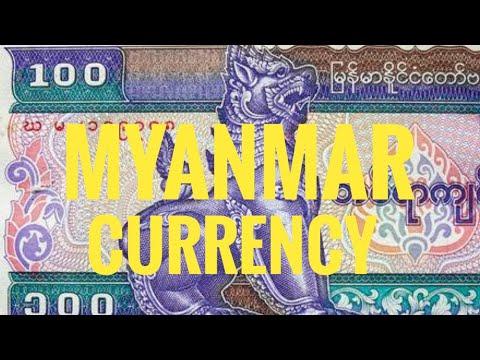 Myanmar Currency Kyats