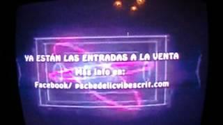 Evento Paranormal Psyactivity Frantic Noise Live Costa Rica por VM Latino. 2