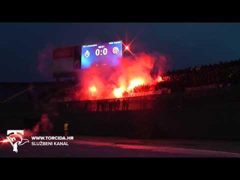 Torcida Split / NK Lokomotiva Zagreb - HNK Hajduk Split 0:2 (19.kolo HT Prva Liga)