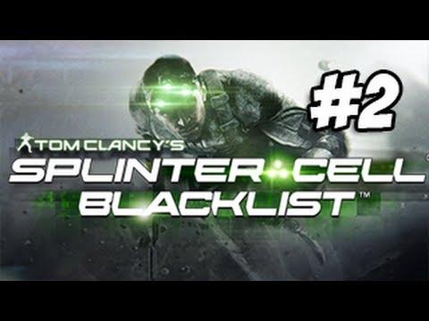 Splinter Cell Blacklist Let's Play - Wrong Guy - Part 2