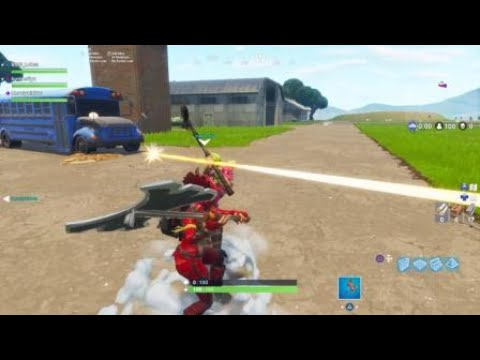 New Fortnite Stop Axe Sound and Gameplay | BMG Lokez