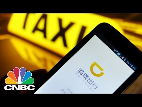 China's Didi In Talks For IPO: WSJ | CNBC