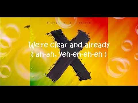X Remix - Nicky Jam J Balvin Ozuna Maluma LetraEnglish