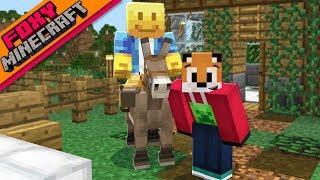 Minecraft | CHUCK LOADER | Foxy's Bedrock Survival [25]