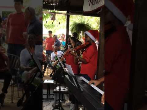 "Music House @ Grosvenor Gallery - ""the Christmas Song"""