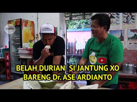 BELAH DURIAN SI JANTUNG XO BARENG Dr. ASE ARDIANTO