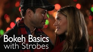 Bokeh Basics with Strobes - Photography Tutorial