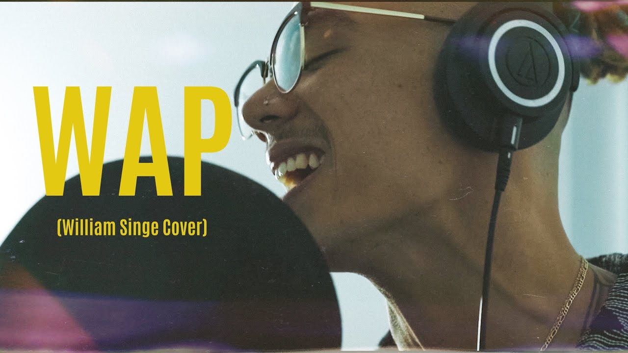 Cardi B - WAP but an R&B slow jam (William Singe Cover)